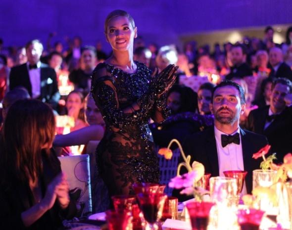 Gala del MET. Beyoncé Knowles y Riccardo Tisci