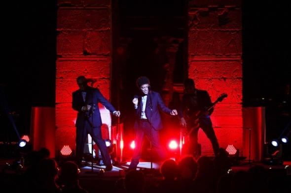 Fiesta Gala del MET. Bruno Mars