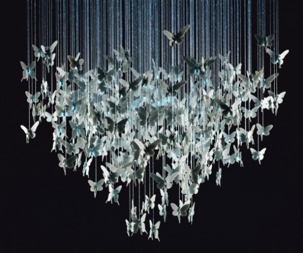 Fairies. Lámpara de Lladró