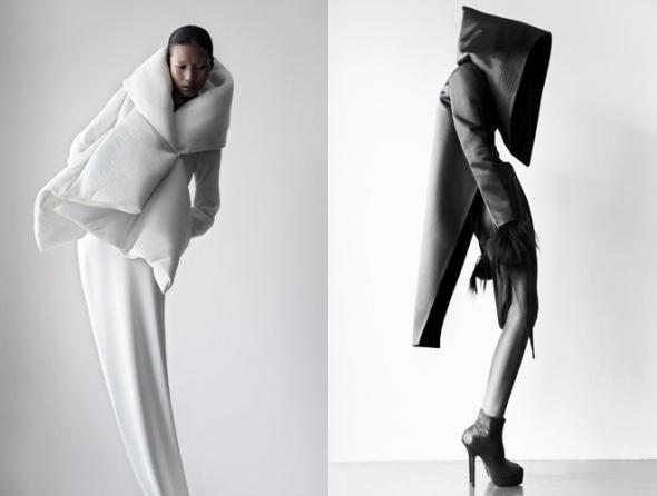 Modelos de Qiu Hao