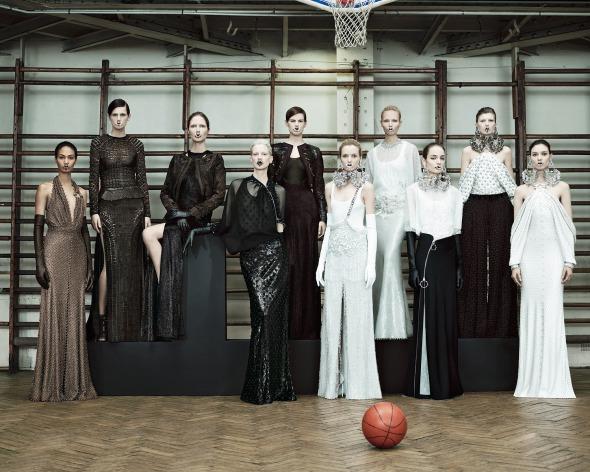 Givenchy. Alta costura