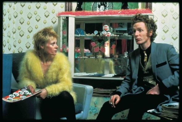 Vivienne Westwood y Malcolm McLaren
