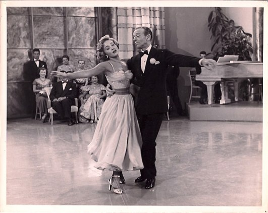 Jane Powell y Fred Astaire en Tree Little Words, 1950