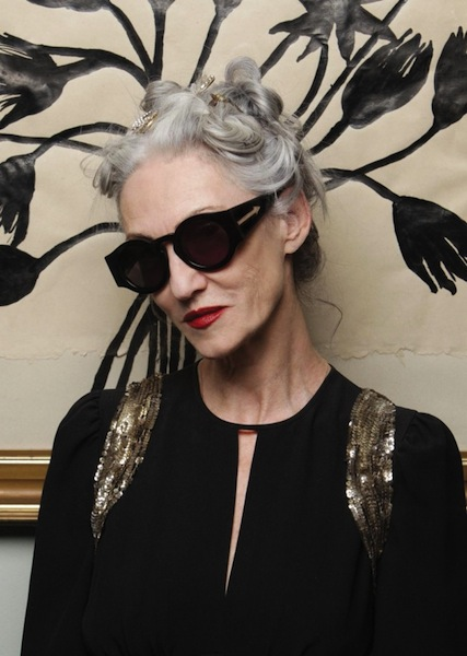03-linda rodin for Karen Walker Sunglasses