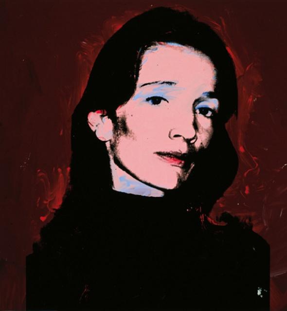 Lee Radziwill por Andy Warhol