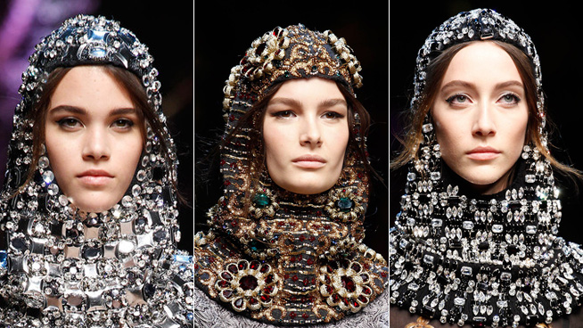 Dolce  Gabbana otoño/invierno 2014/2015