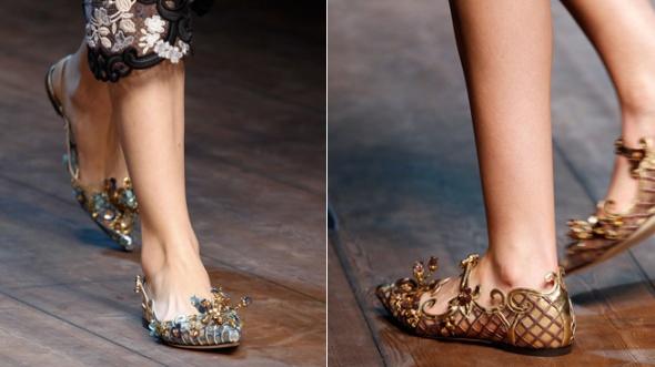Dolce & Gabbana otoño/invierno 2014/2015