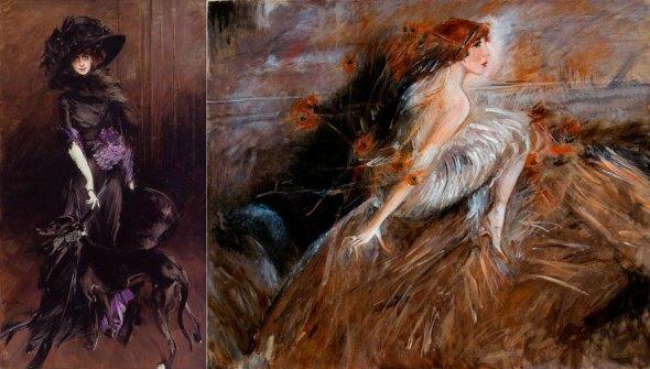 Retrato de Giuovanni Boldini