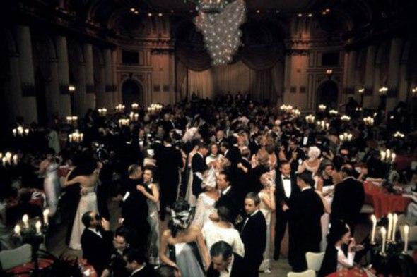 Baile en el Hotel Plaza