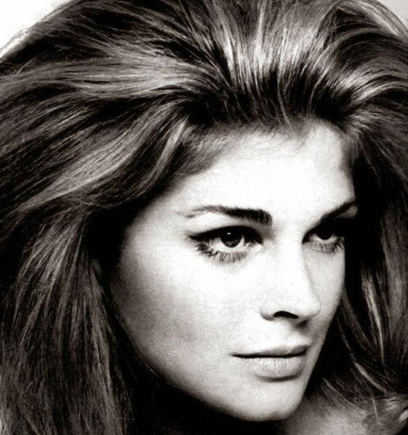 Candice Bergen en los años sesenta