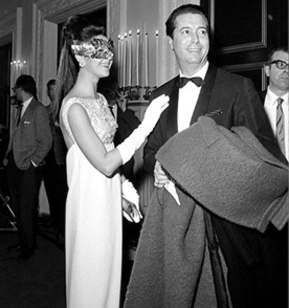 Los Condes Consuelo y Rudi Crespi